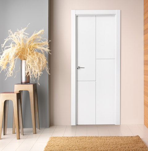 puerta blanca marbella