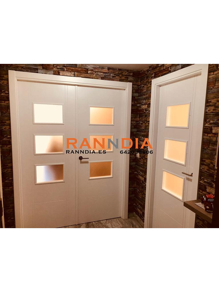 Puertas de madera Marbella