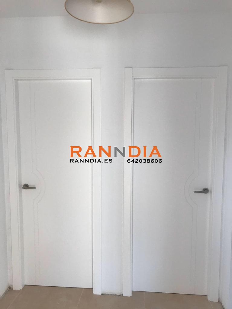 Puertas interior Marbella